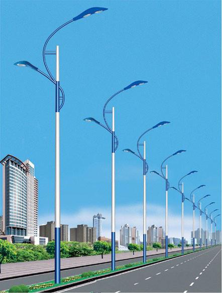 太阳能路灯2